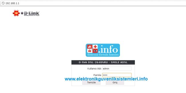 d-link_dsl_2640_modem_port_yonlendirme