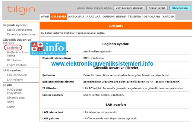 super_online_tilgin_modem_port_yonlendirme_3