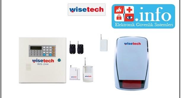 wisetec-ws-244-kablosuz-alarm-sistemi