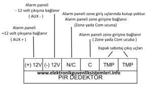 hareket-dedektörü-bağlantı-şeması