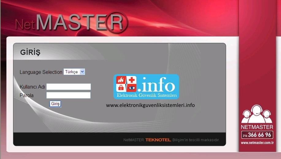 netmaster_modem_port_açmak
