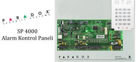 sp 4000 alarm paneli