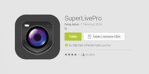 superLive Pro