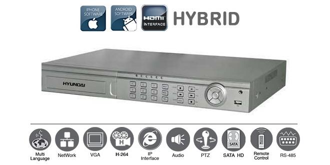 Hybrid Kayıt Cihazı