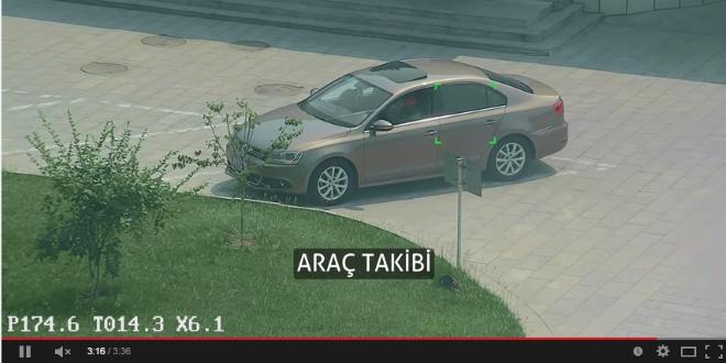 auto tracking ip kamera