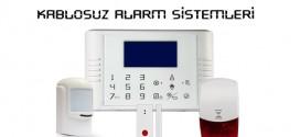 kablosuz alarm