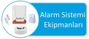 alarm sistemi ekipmanları