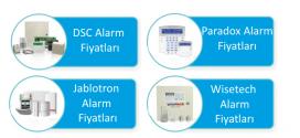 ev alarm sistemi fiyatları