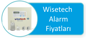 wisetech alarm fiyatları