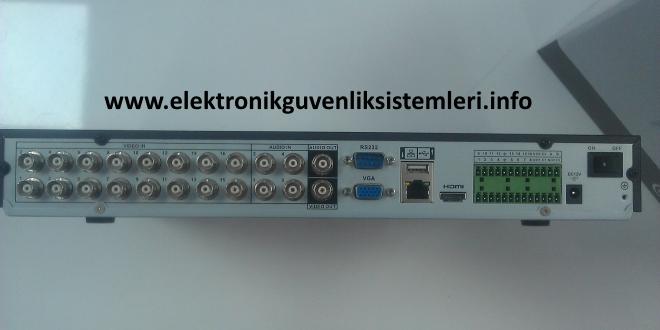 DHI-HCVR5216A DVR