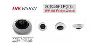 Hikvision  DS-2CD2942F panoramik ip kamera
