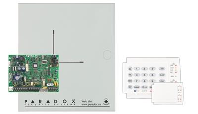 MG-5000 Paradox alarm sistemi