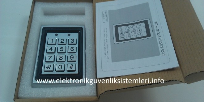 QP-200 Proximity Kart okuyucu