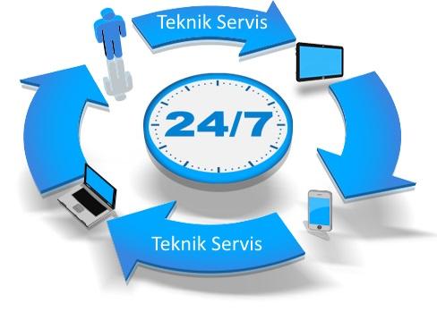 guvenlik sistemelri teknik servis