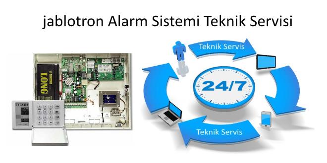 jablotron alarm servisi