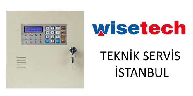 wisetech alarm teknik servis