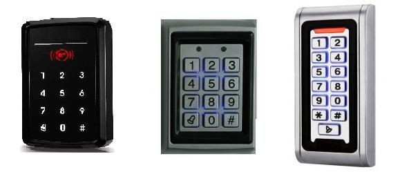 şifreli geçiş sistemi