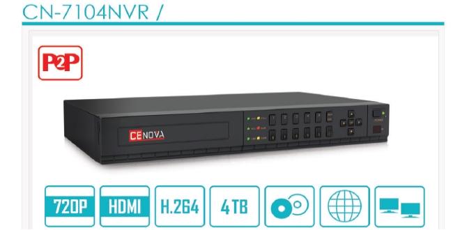 CN-7104NVR