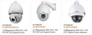 ip speed dome kamera