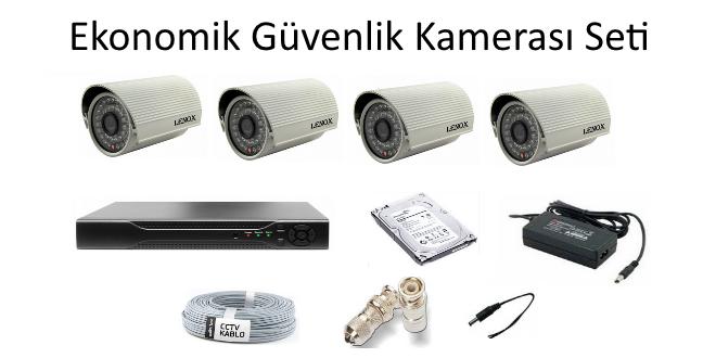 en uygun güvenlik kamerası