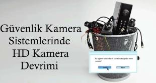 hd çözünürlüklü güvenlik kamerası