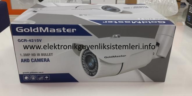 GCR-4215V AHD Kamera