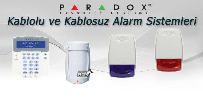paradox alarm fiyatı