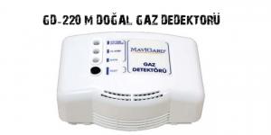 GD-220M Doğalgaz dedektörü