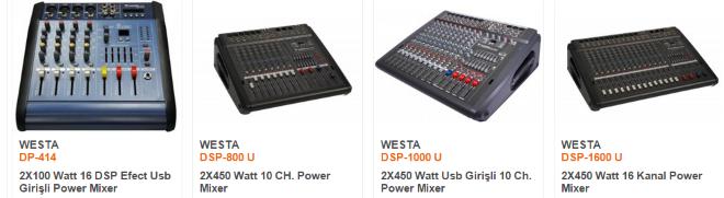 power-mixer-fiyatları