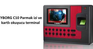 CYBORG-C10-Parmak-izi-okuyucu