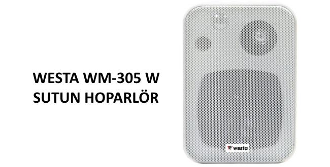 WM-305-W