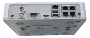 Haikon DS-7104NI-SN-P 4 Kanal PoE NVR