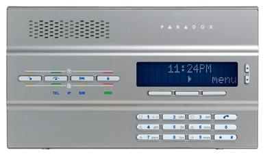 MG6250 (GPRS14) alarm