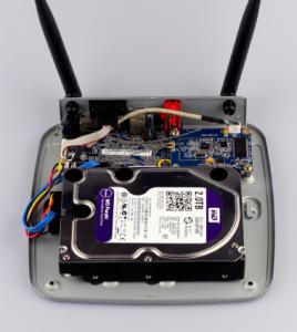 kablosuz nvr kayıt cihazı