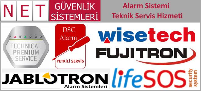 alarm servisi