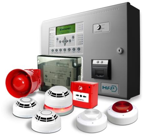 yangın güvenlik sistemleri